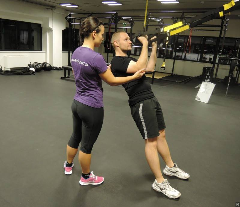 Feelgood TRX vadba