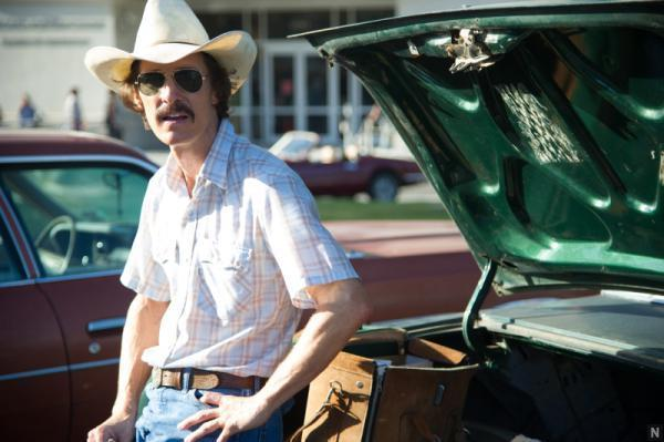 Klub zdravja Dallas	 (Dallas Buyers Club)