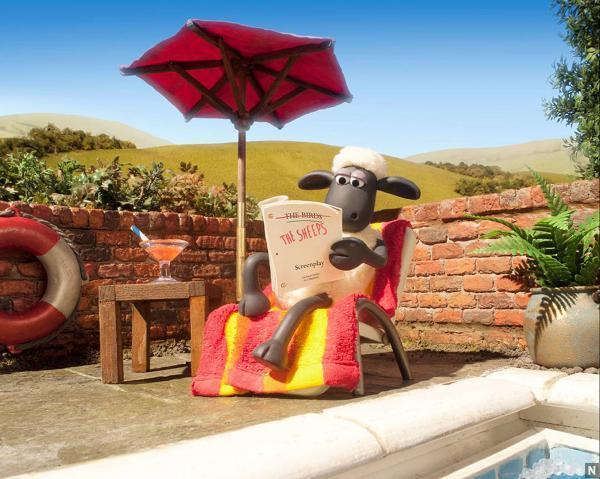 Bacek Jon film 	 (Shaun the Sheep The Movie )