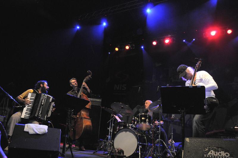 Ratko Zjaca - ZZ International Quartet