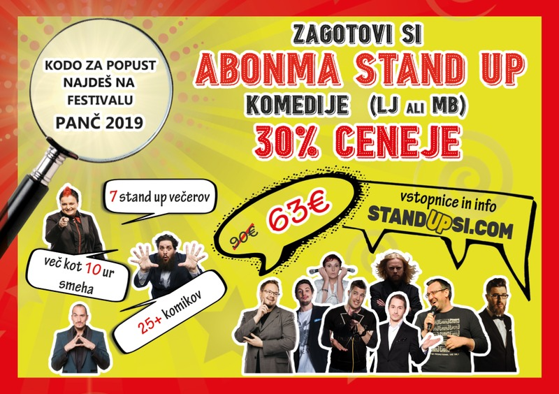 Stand up za dan žena (MB)