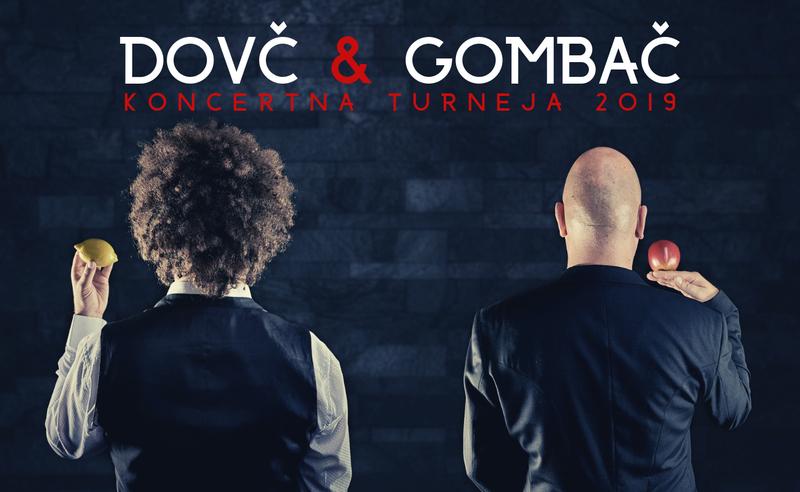 Koncert v jami: Boštjan Gombač in Janez Dovč