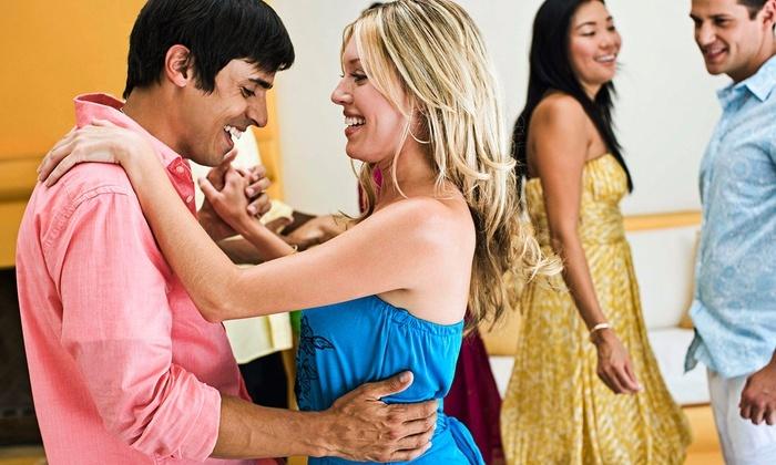 SALSA ali DRUŽABNI plesi - z Dogodki za Samske