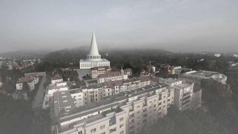 Neuresničeni Plečnikovi projekti za Ljubljano