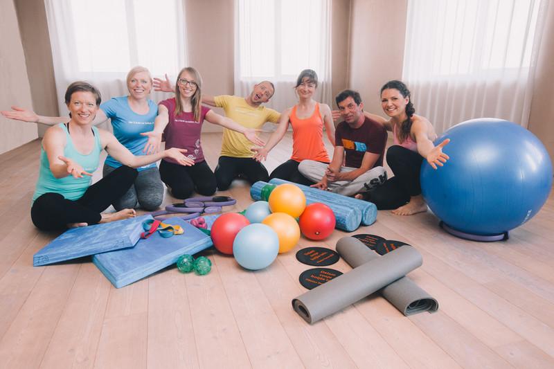 Uvajalni tečaj v pilates vadbo