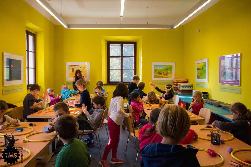 Počitniške delavnice za otroke v MPT