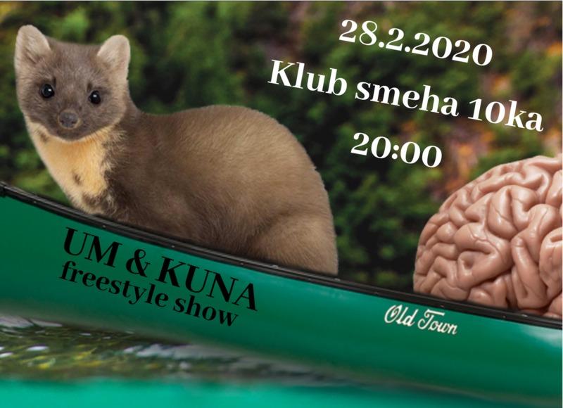 UM & KUNA freestyle show