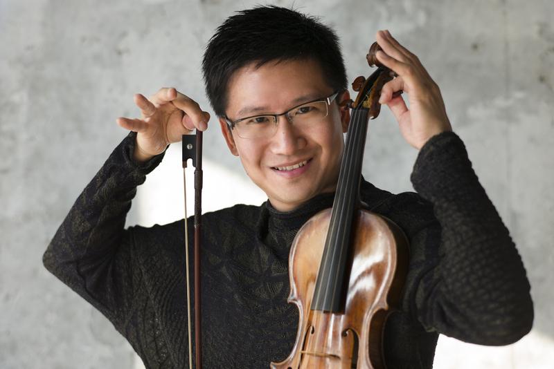 Dan Zhu, violina & Michel Dalberto, klavir - odpovedano