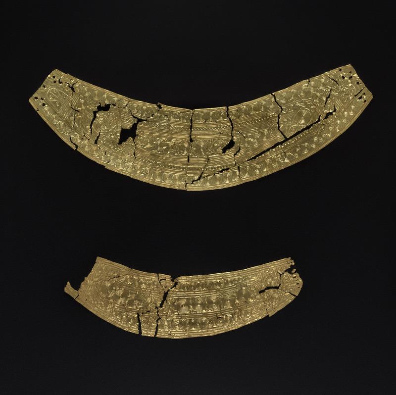 Zgodnja metalurgija bakra in zlata