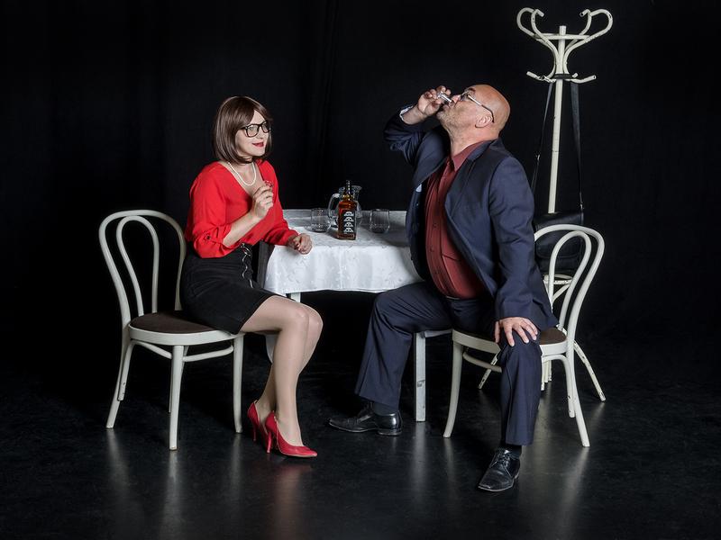 Razočarana gospodinja pri seksologu