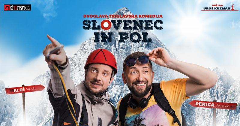 Slovenec in pol - Prestavljeno iz 20. 3.